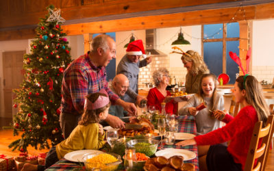 Seven Tips for a Healthy, Happy Holiday Season