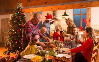 Seven Tips for a Healthy, Happy Holiday Season